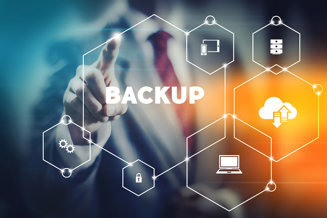 A Lack of Data Backup & Disaster Recovery Solutions for SMBs